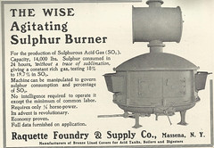 Raquette Foundry _ Supply Co (Kitmondo.com) Tags: old colour history industry work vintage magazine advertising photo industrial factory technology tech image working machine advertisement equipment business company machinery advert labour historical kit oldequipment publication metalworking oldadvert oldmagazine oldwriting vintageequipment oldadvertisment oldliterature vintagepublication oldpublication machinerypublication
