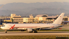 ABX Air - N317CM (InSapphoWeTrust) Tags: california usa losangeles unitedstates unitedstatesofamerica gb northamerica lax 767 abex boeing767 losangelesinternationalairport klax 763 abx abxair boeing767300er n317cm