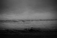 _NIK1190 (nikdanna) Tags: sea glass rain mare pentax pioggia bianconero vetro interno7 blackwithe nikdanna