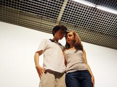 Ron Mueck (AndreSF_Fotografia) Tags: art arte culture ron cultura pinacoteca mueck