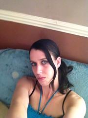 (Hayleyja0606) Tags: selfportrait beauty face eyes headshot lips iphone selfie iphone4s