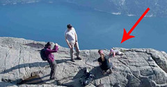 What One Baby Was Found Doing In Norway Shocked People Everywhere. (engarif) Tags: omg shocked badideas crazybaby