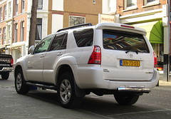 Toyota 4Runner Sport Edition 4WD (rvandermaar) Tags: sport surf 4wd corps toyota 4runner edition sw4 hilux toyota4runner diplomatique corpsdiplomatique hiluxsurf bnkenteken bn7305