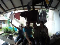 Photo de 14h - Avec Lola et Iggy chez Kumis, Volunteers in Java (Indonésie - Cianjur) - 01.03.2015