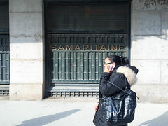 Samaitaine, Paris