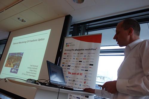 Freeform Optics Workshop (Ralf Steinkopf)