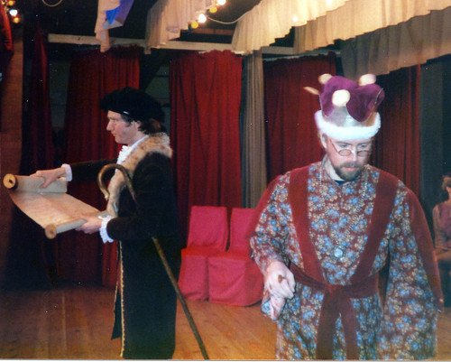 1987 Sleeping Beauty 11 (from left Andrew Platts, Chris Birkby)
