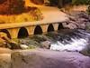 SOUTH ESK WATER SPILLING THROUGH (Rose Frankcombe) Tags: australia launceston firstbasin cataractgorgereserve tasmnania rosefrankcombe southeskriverwater