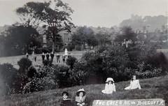 Model Village (zm73will) Tags: family trees girls green castle boys hat children derbyshire hill hedge cavalier cavendish miners colliery bolsover listedbuildings newbolsover