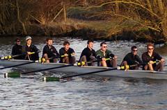 Queens' (MalB) Tags: cambridge pentax cam queens rowing lycra k5 rowers 2015 lents lentbumps