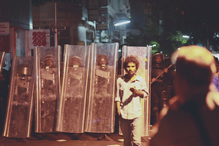 Ides of March: Maldives, Barricades,protests & injustice