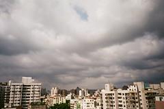 moody clouds (Nai.) Tags: pentaxespiomini filmphotography filmcamera filmcompactcamera fujicolorc200 colorfilm compactcamera pointandshoot analogue