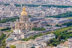 Htel des Invalides (LandAndNightscape) Tags: paris canon hotel cityscape tour invalides montparnasse htel tourmontparnasse hteldesinvalides canon70d