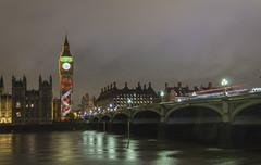 Tower clock, Big ben and Westminster bridge (Edufra - Detalles de la vida) Tags: london europa england big ben westminster brigde
