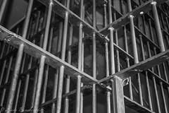 IMG_2188 (lindabonskowski) Tags: prison bars jail locked
