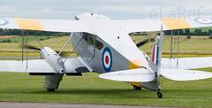 G-AIYR de Havilland DH.89A Dragon Rapide c/n 6676 as HG691 (eLaReF) Tags: gaiyr de havilland dh89a dragon rapide cn 6676 hg691