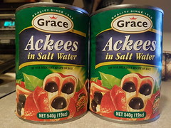 Ackee (horsepj) Tags: food fruit indiana can brine jamaica canned bloomington poisonous ackee