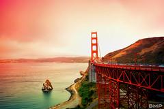DSC_0969Edit (bhargavamatta) Tags: ocean sanfrancisco bridge sky gold golden bay gate san francisco goldengatebridge