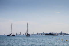 St Tropez (Sally Dunford) Tags: sttropez southoffrance portgrimaud canon1755mm canon7d sallyfrance2016 sallyjune2016 pleaseureboats