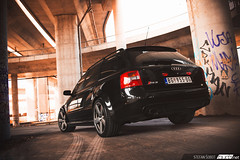 Audi RS6 C5 Plus. (Stefan Sobot) Tags: nikon photoshoot serbia plus belgrade audi beograd c5 rs6 srbija runningaround d600 bud3net kadigde