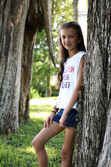 My Little Pixie Of The WoodLands (dreamdust2022) Tags: girl sweet cute charming pretty playful happy sassy child young little lady beautiful