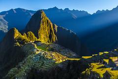 Inka's wake up (Mustafa Kasapoglu) Tags: machupicchu machu picchu inka andina altoplano cusco sacred d810 landscape history