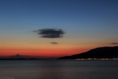 Somewhere in between (Anthony Plancherel) Tags: category erdek natural places seascape sunset time travel turkey longexposure colours colourful gloaming twilight dusk canon canon1585mm canon70d pastel pastelcolours outdoor outside outdoors coast coastline coastal sea seashore bay marmarasea seaside clouds sky waves ripples hills islands cloud turkiye travelphotography lights town