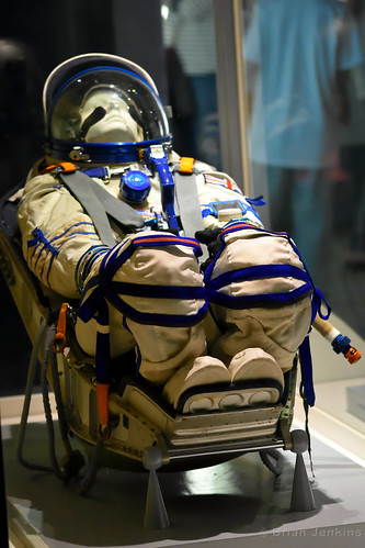 Soyuz Space Suit