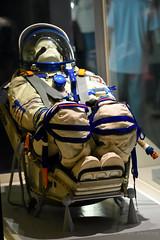 Soyuz Space Suit (Bri_J) Tags: nationalspacecentre leicester leicestershire uk museum space nikon d7200 spaceexploration soyuz spacesuit cosmonaut helensharman launchcouch