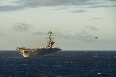John C. Stennis Strike Group Flight Operations