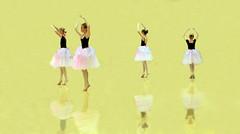 Pink and Black (coollessons2004(almost completely off)) Tags: ballet dance dancers dancing danseuse danceteam girl ballerina