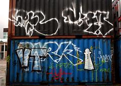 graffiti amsterdam (wojofoto) Tags: amsterdam graffiti wojofoto wolfgangjosten nederland holland netherland farao ndsm