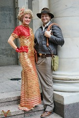 Dragoncon 2016 Cosplay (V Threepio) Tags: dragoncon2016 cosplay costume photography photoshoot posing sonya7r 2870mm unedited unretouched fantasy scifi comiccon dressup atlanta outfit modeling geekculture comics dc2016 girl female guy male indianajones