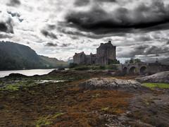 Eilean ]donan Castle 8 (Jan Enthoven) Tags: scotland highlands eilean donan castle panorama vista dornie