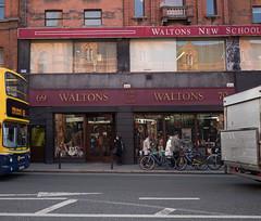Falling Slowly (Peter E. Lee) Tags: spring once ireland roi waltonsnewschool dublin republicofireland waltons 2016 ire eire musicshop ie