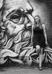 Stephanie (sspike@rogers.com) Tags: stephanie rossi daughjter graffiti alley steverossi canon 5d2