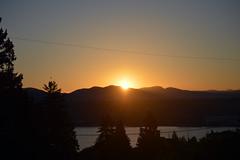 Equinox Dawn (Sotosoroto) Tags: lakeridge renton seattle washington sunrise dawn sun lakewashington lake equinox
