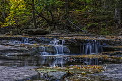 Autumn Bliss (Paul B0udreau) Tags: ballsfalls twentyvalley gorge rocks water fall nature nikkor50mm18 photoshop canada ontario paulboudreauphotography niagara d5100 nikon nikond5100 raw daarklands daarklandsexcellence rockpaper rockpaperexcellence