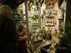 Kthe Wohlfahrt's Christmas Village (Yvonne IA) Tags: germany rothenburg tauber rothenburgobdertauber kthewohlfahrt christmasvillage kthe wohlfahrts christmas village