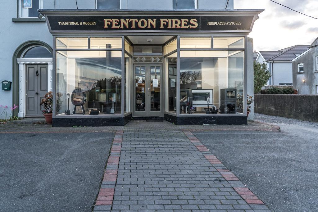 FENTON FIRES [GREYSTONES COUNTY WICKLOW]-121949
