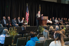 2016 Governor's Town Hall Meeting at Colorado State University (ColoradoStateUniversity) Tags: events 2016governorstownhallmeeting csucampusevents 2016governorstownhallmeeting fortcollins colorado unitedstates usa politicians government electedofficials coloradogovernorhickenlooper