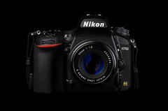Nikon D750 DSLR (Glennskitchen) Tags: nikon d750 nikn d7000 nikkor 50mm 18d lens product photography still life camera low key softbox speedlight flash