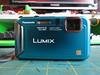 My first waterproof camera (electrofreeze) Tags: gadget gadgets electronics panasonic lumix dmcts20 camera waterproof shockproof underwater blue