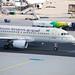 Aussichtsplattform Frankfurt Airport: Saudi Arabian Airlines Airbus A320-214 HZ-ASE