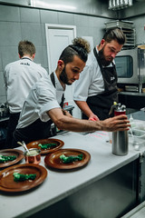 Kozeen Shiwan, Filip Langhoff (Premshree Pillai) Tags: helsinki finland helsinkiaug16 europe eu ask restaurantask tastingmenu dinner dinnerforone filiplanghoff kitchen summer summer2016