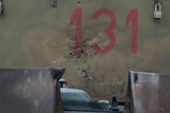 T131 rear turret damage (VstromJ) Tags: pz vi 131 pzvi tiger131 fury