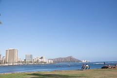 View of Diamond Head (Alan Yeh Photography) Tags: hawaii 808 oahu diamondhead alamoana alamoanabeach paradise