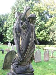 Frances Amelia Wills headstone memorial (cuthbert25) Tags: frances amelia wills westcott surrey holy trinity church december 1907