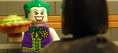 Slimed (thebatbrickyt) Tags: lego dc dccomics dcentertainment batman joker slime pie slimepie toys toyphotography fun cool exciting toy brucewayne bruce wayne