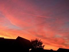 Autumn Days End (bimbler2009) Tags: panasoniclumix sunset urban daysend sunsetting sky cloud